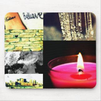 foto collage mousepad muismat