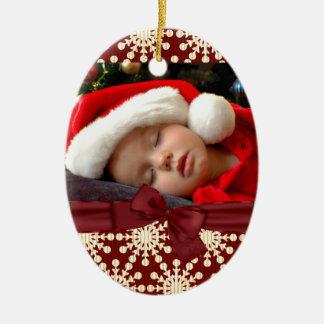 foto ovaal ornament