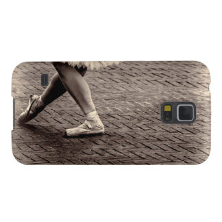 Foto van de Pantoffels van het Ballet Galaxy S5 Hoesje