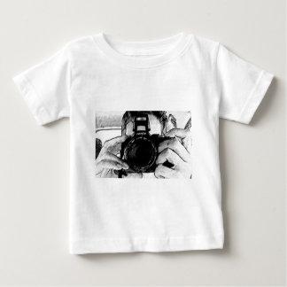 Fotograaf Baby T Shirts