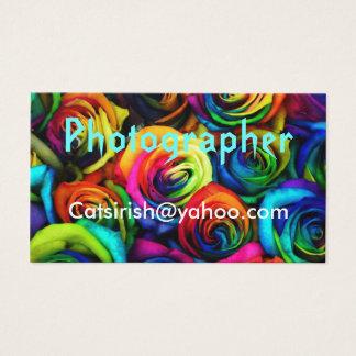 Fotograaf Visitekaartjes