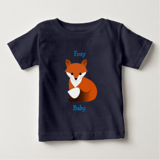 Foxy Baby Baby T Shirts