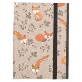 Foxy BloemenHoesje van iPad