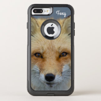 Foxy iPhoneHoesje OtterBox Commuter iPhone 7 Plus Hoesje