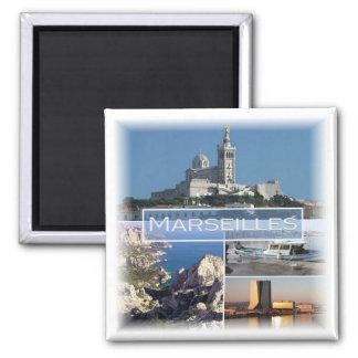 Fr * Frankrijk - Marseille Magneet