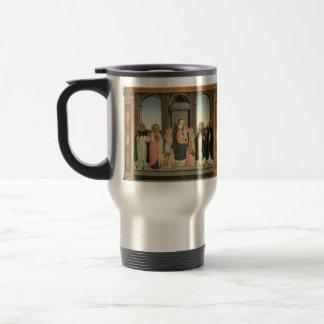 Fra Angelico- San Domenico Altarpiece Reisbeker