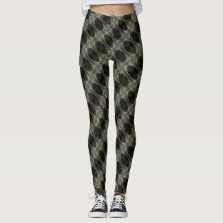 Fractal bekijkt 160321-103 leggings
