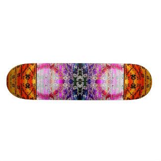 Fractal Dek van het Schaats van de Brand het Persoonlijk Skateboard