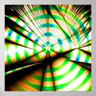 Fractal Labyrint 4 Poster