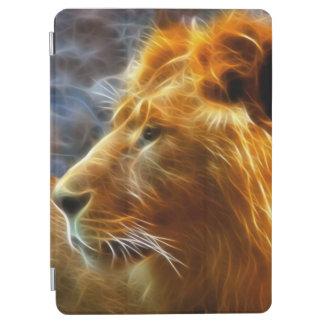 Fractal leeuw iPad hoesje iPad Pro Cover