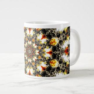 Fractal Ochtend Grote Koffiekop