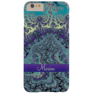 Fractal van de Golven van PersonalizedOcean iPhone Barely There iPhone 6 Plus Hoesje