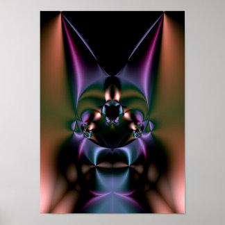fractal voodoo: medicijnman poster