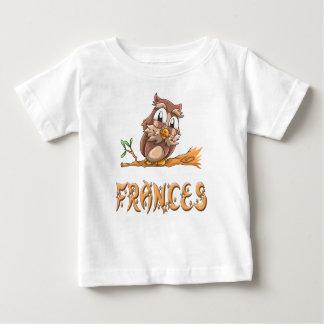 Frances Owl Baby T-Shirt
