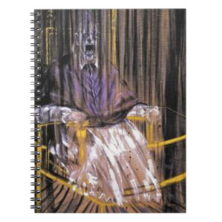 Francis Bacon - Gillende Pausen Notitieboek