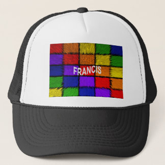 FRANCIS TRUCKER PET