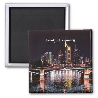 Frankfurt, Duitsland Magneet