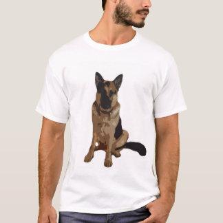 franklin de Duitse herder T Shirt