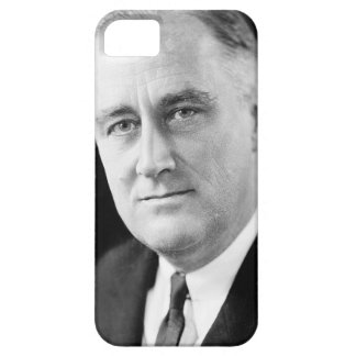 Franklin Delano Roosevelt Barely There iPhone 5 Hoesje