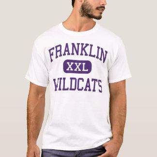 Franklin - Hoge Wilde stakingen - - het Bosje T Shirt