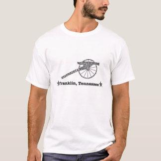 Franklin, Tennessee - Slag van Franklin T Shirt