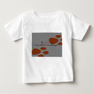 Frans-draak Baby T Shirts