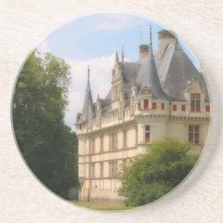 Frans kasteelonderzetter zandsteen onderzetter