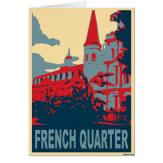 Frans Kwart in Blauw en Rood Briefkaarten 0