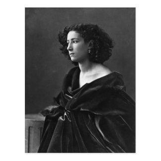 Franse Actrice Sarah Bernhardt door Félix Nadar Briefkaart