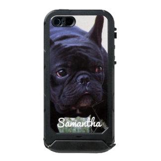 Franse Buldog Incipio ATLAS ID™ iPhone 5 Hoesje