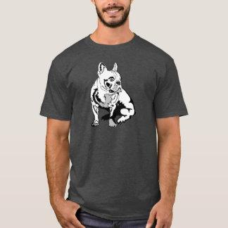 Franse buldog t shirt