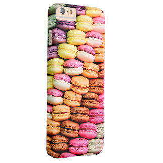 Franse macaron barely there iPhone 6 plus hoesje