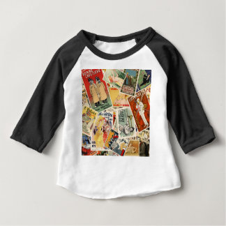 Franse montering 2 baby t shirts