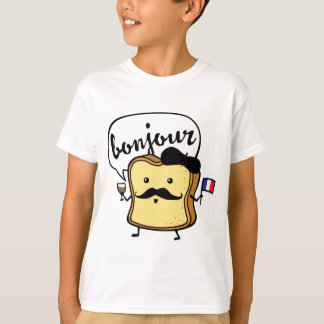 Franse Toost T Shirt