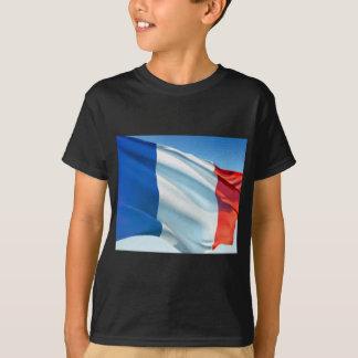 Franse Vlag T Shirt
