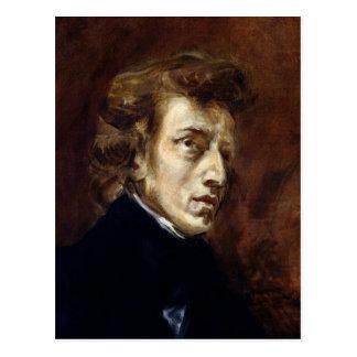 Frederic Chopin 1838 Briefkaart