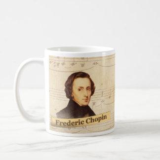 Frederic Chopin Historical Mug Koffiemok