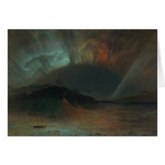 Frederic Edwin Church - Dageraad Borealis Briefkaarten 0