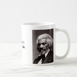Frederick Douglas, Frederick Douglas, Frederick… Koffiemok