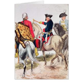 Frederick II Groot Kaart