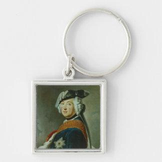 Frederick II Groot van Pruisen Sleutelhanger