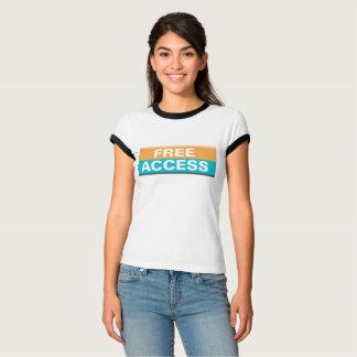 Free Toegang T-shirt
