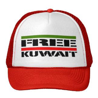 freekuwait2 trucker petten