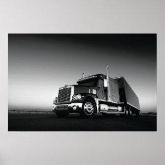 Freightliner Coronado #3 Poster