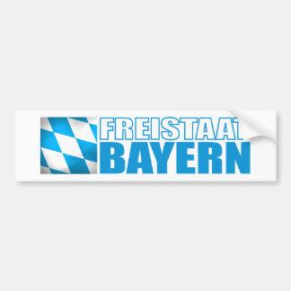 Freistaat Beieren Bumpersticker