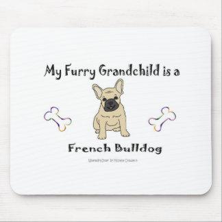 FrenchBulldogFawn Muismat