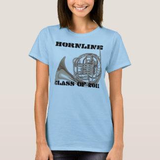 frenchhorn, HORNLINE, Aangepaste 2007-2008 - T Shirt