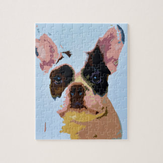 Frenchie Foto Puzzels