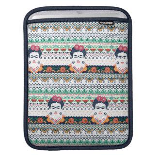 Frida Kahlo   Aztec Beschermhoes Voor iPad