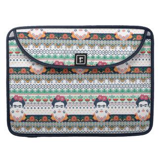 Frida Kahlo   Aztec MacBook Pro Sleeve